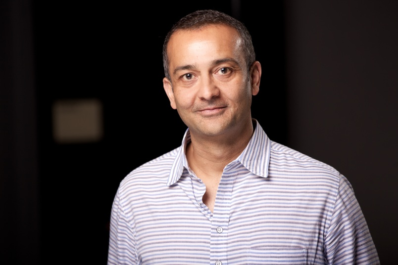 Najam Ahmad, director of network engineering at Facebook.