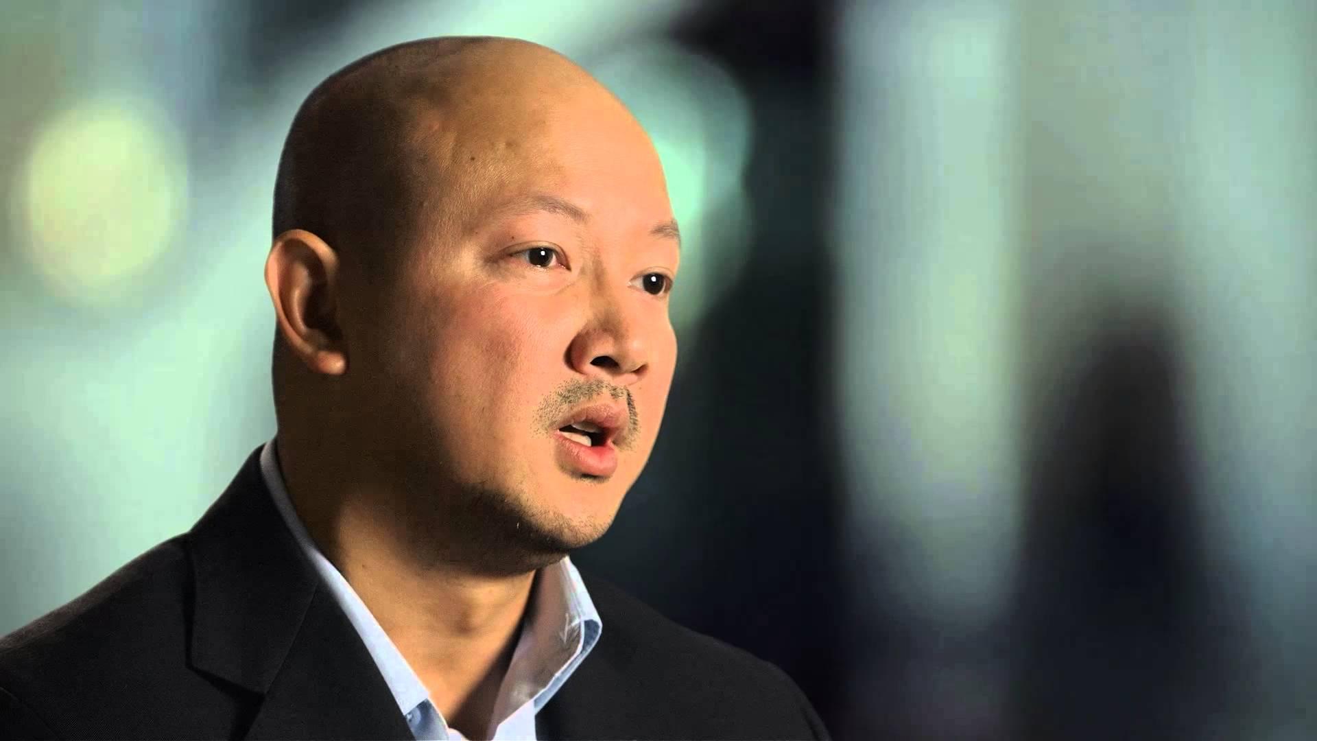 Thod Nguyen, in a YouTube video by IBM (https://www.youtube.com/watch?v=1AePeB7iCpI)