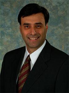 Shaygan Kheradpir, former CEO of Juniper