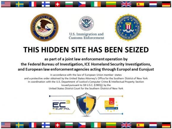 The homepage to Silk Road 2.0, the successor website to Silk Road, an underground online drug marketplace.   REUTERS/Handout