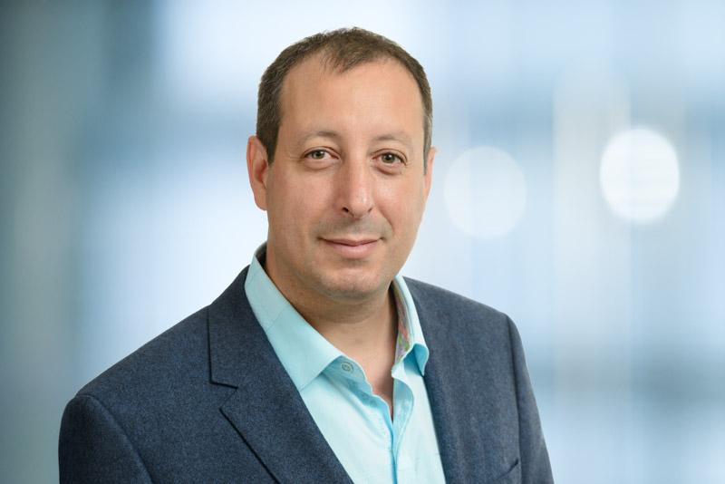 Stratoscale CEO Ariel Maislos