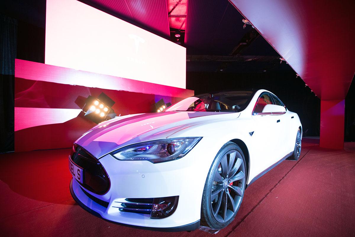 Tesla Hong Kong