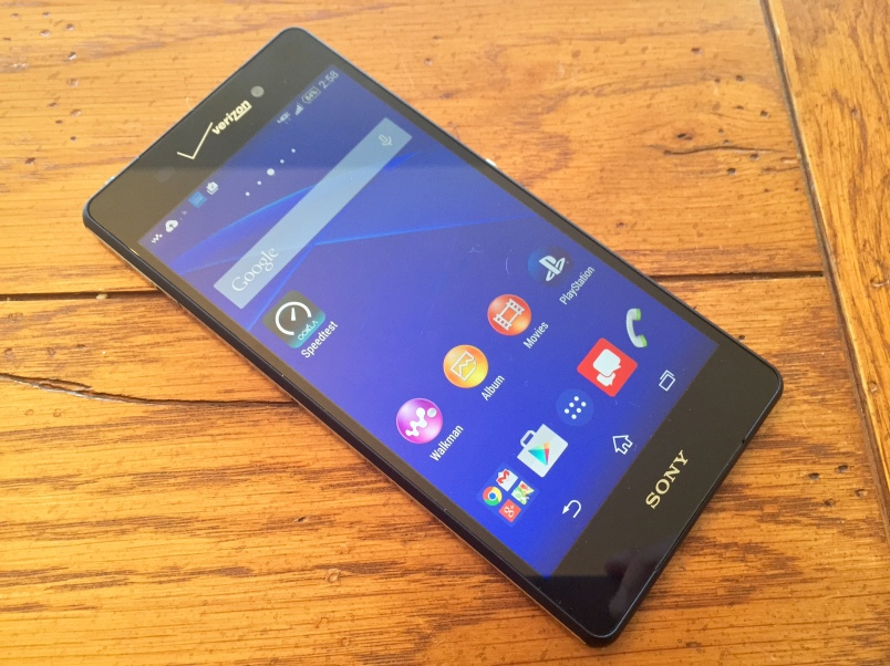 Xperia z3v featured