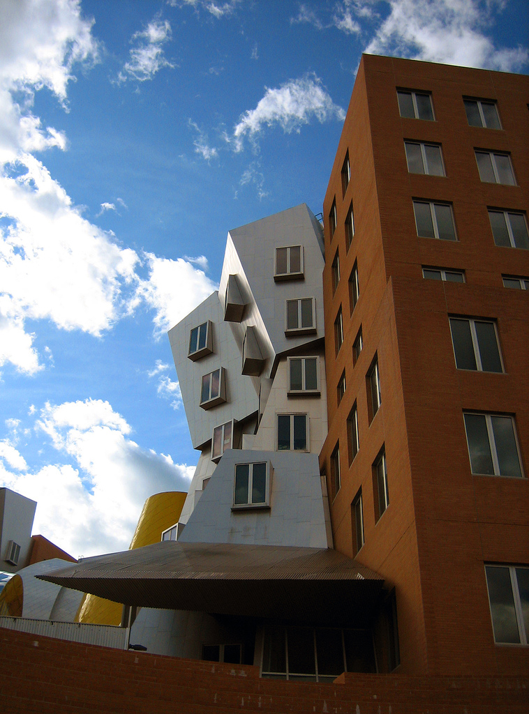 MIT Stata Center home to CSAIL