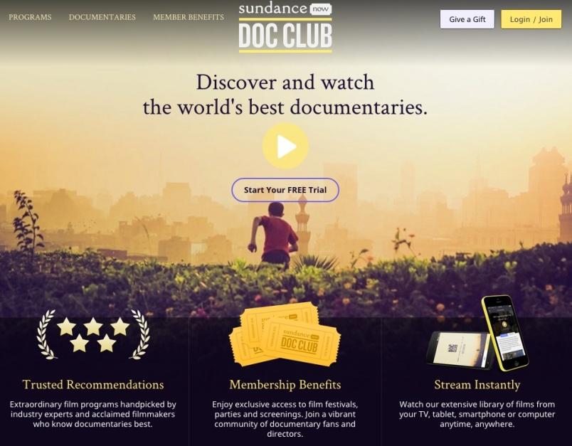 docclub homepage