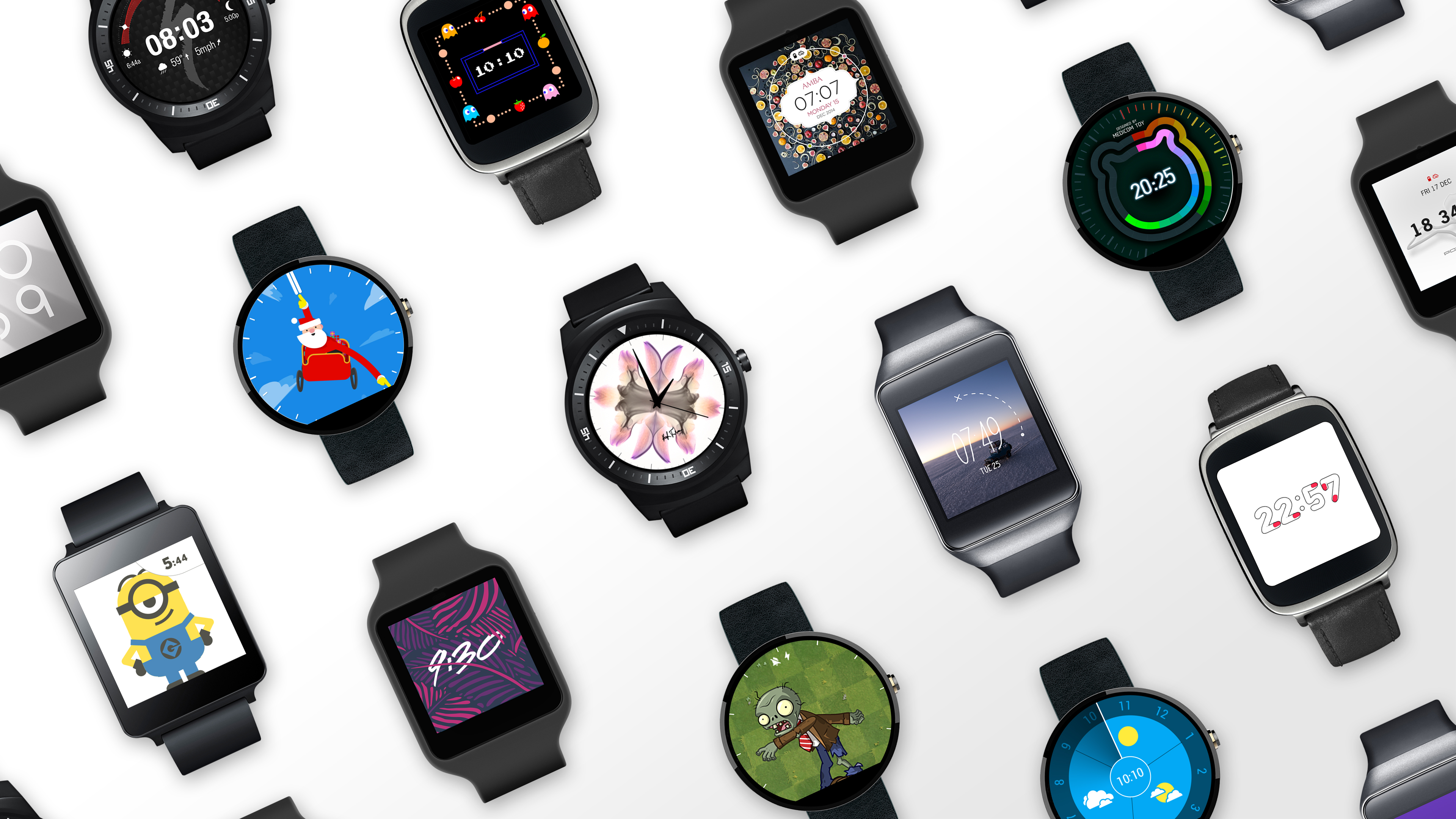 google play home banner android wear faces