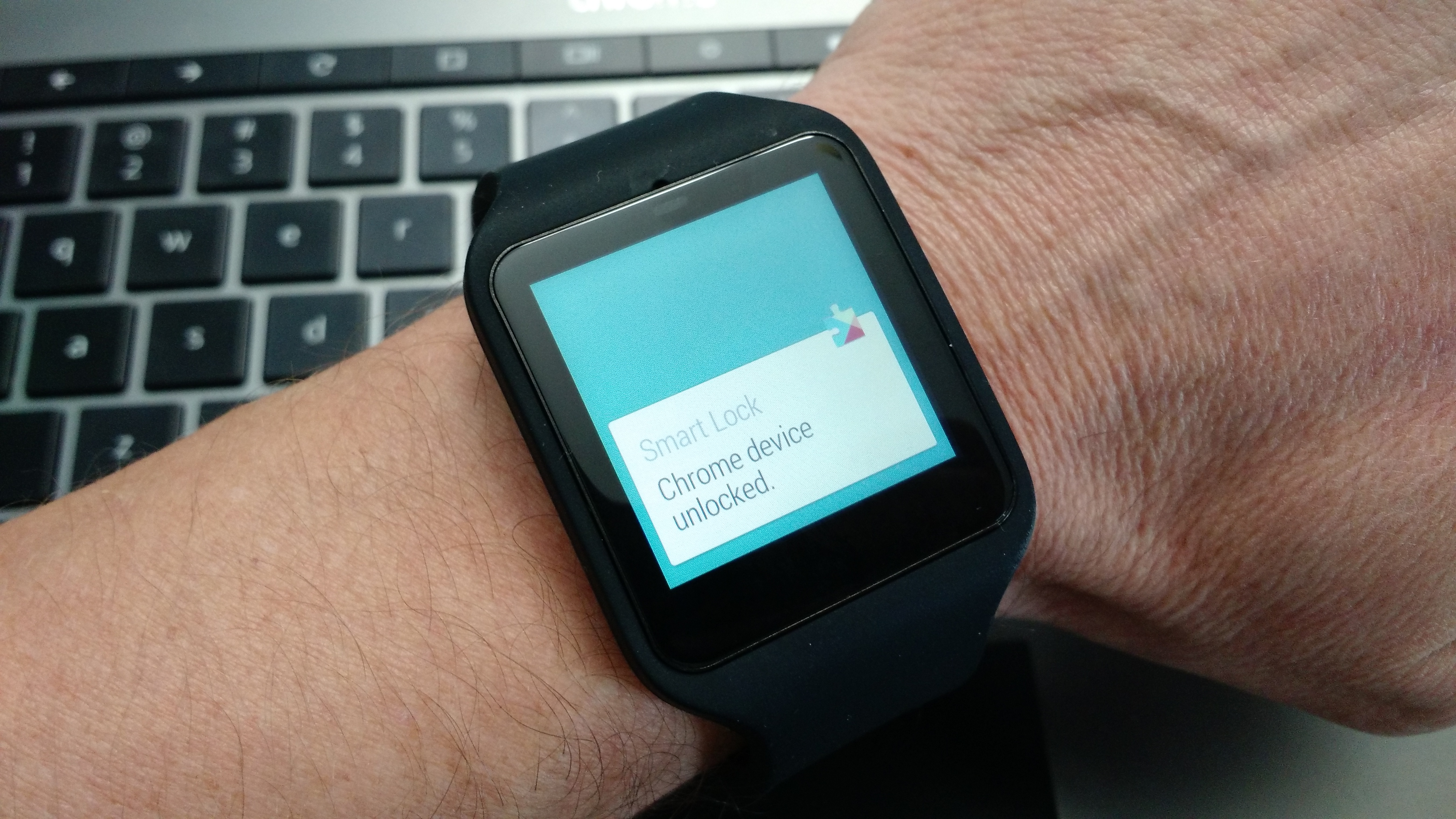 Android Wear unlocked Chromebook