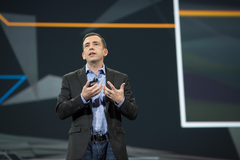 Ben Golub, CEO of Docker