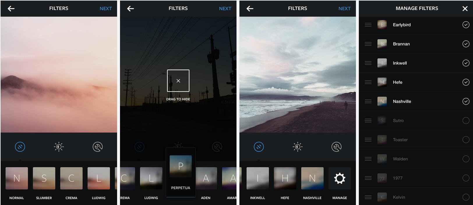 Instagram's new management tools