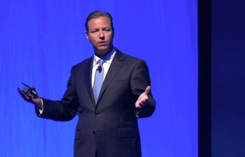 Shawn Price, SVP of Oracle Cloud.