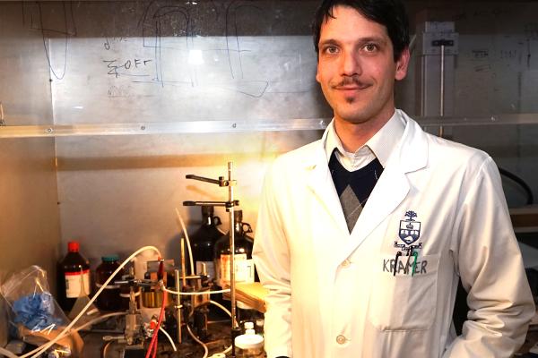 U. of Toronto IBM solar quantum dots Illam Kramer