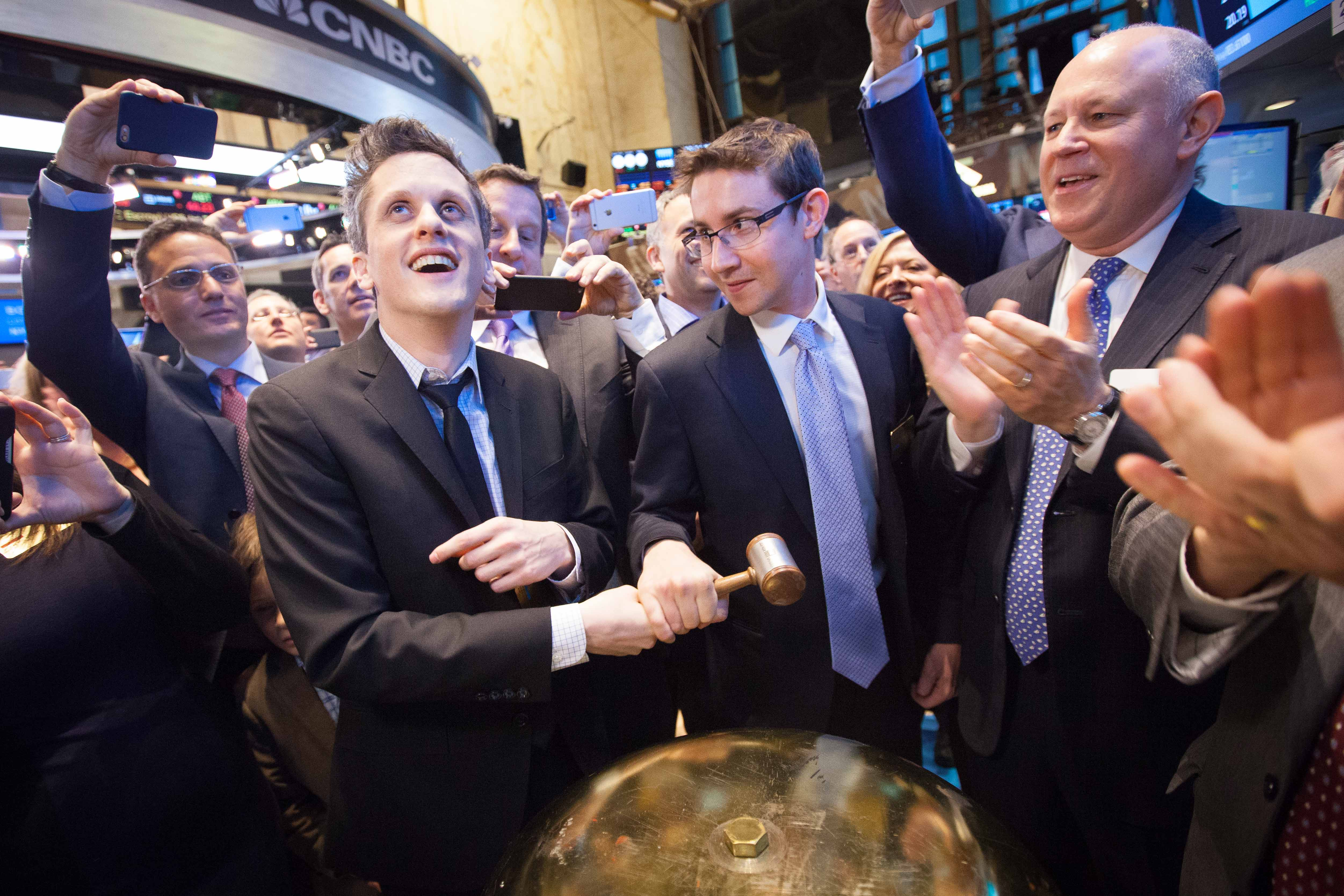 Aaron Levie Box IPO