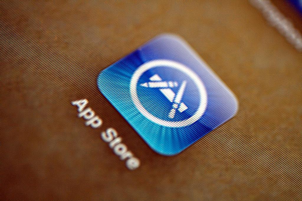 App Store photo