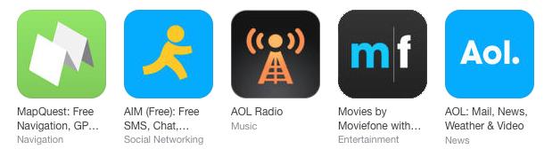 AOL Apps 2014