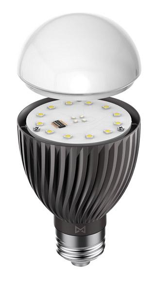misfit smart bulb