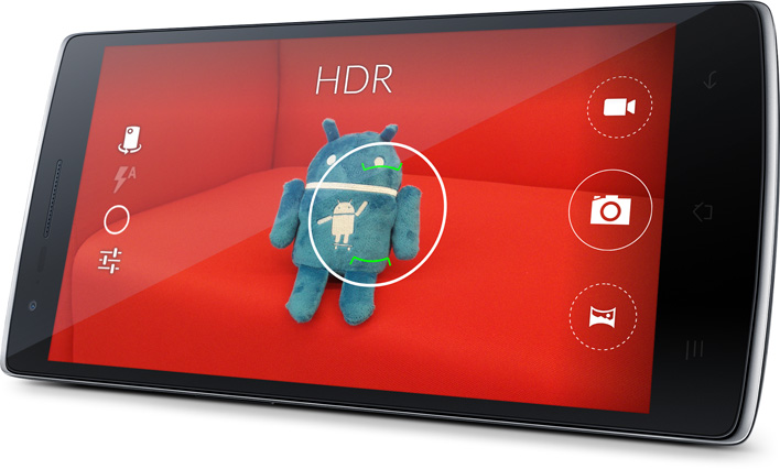OnePlus One camera app