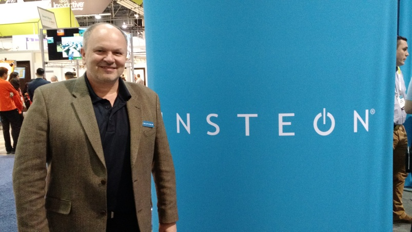 Joe Dada, CEO of Insteon.