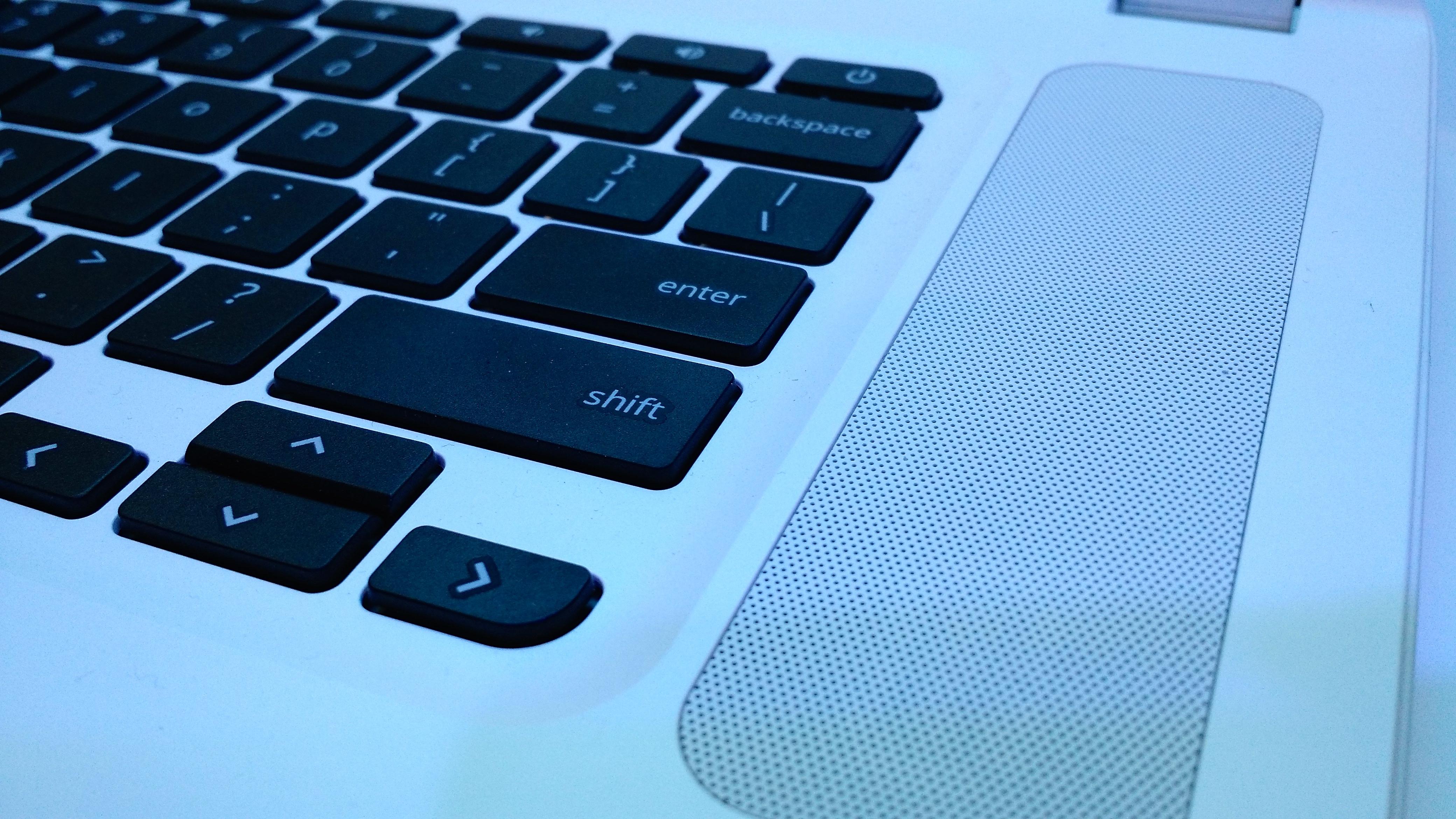 Acer Chomebook 15 speaker