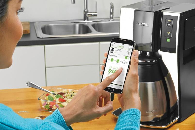 Mr-Coffee-Smart-Coffeemaker