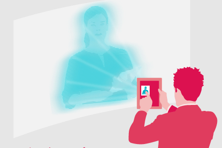 Ofcom's vision of 5G holographic video
