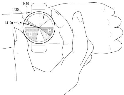 samsung round bezel patent