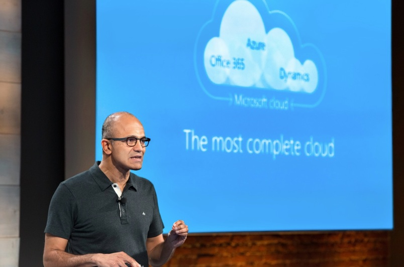 Microsoft unveils Azure Key Vault and big strong servers