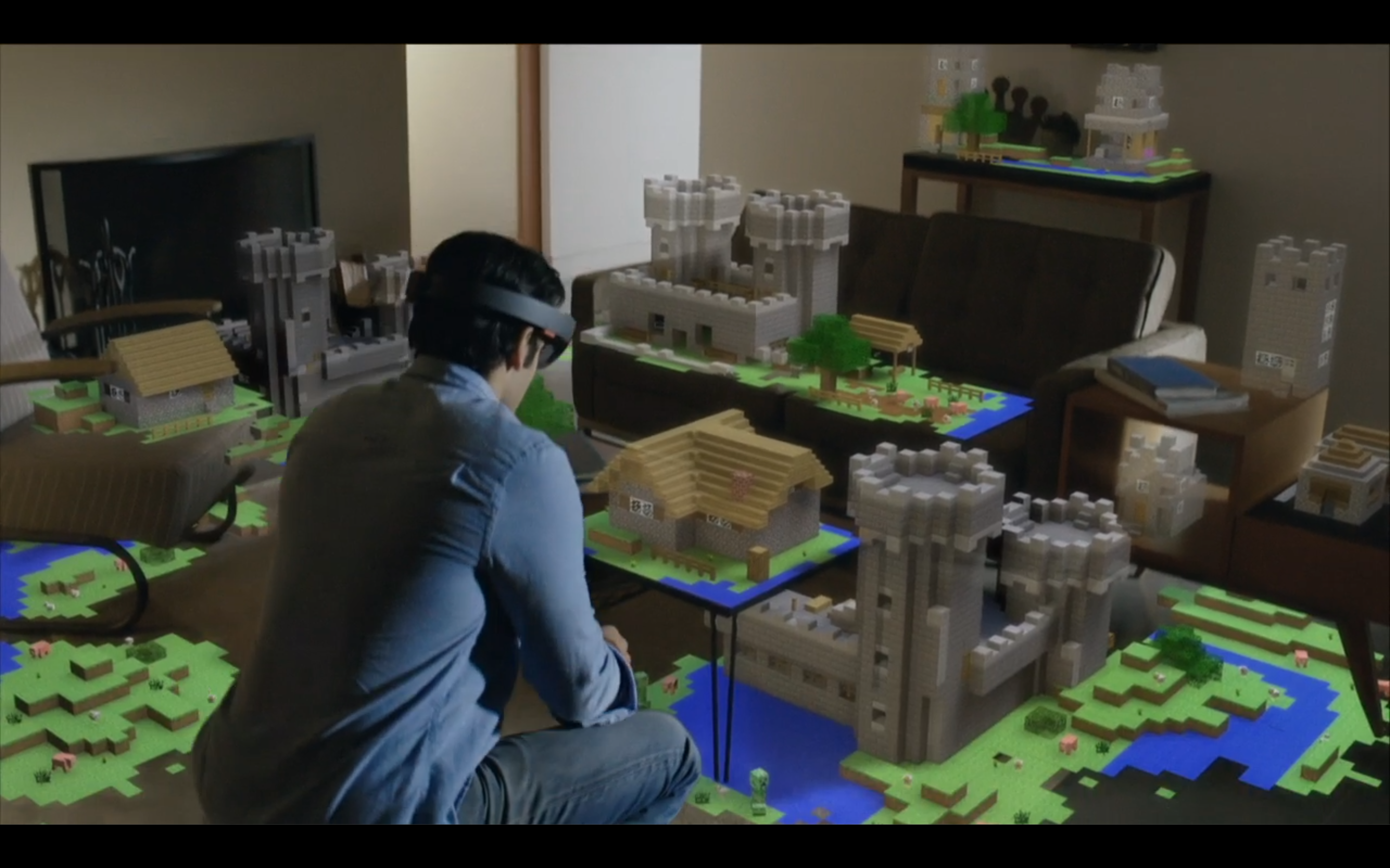 88f454c3f67e Microsoft jumps into augmented reality with HoloLens