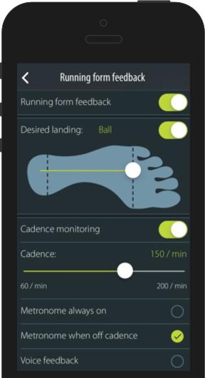 sensoria app iphone
