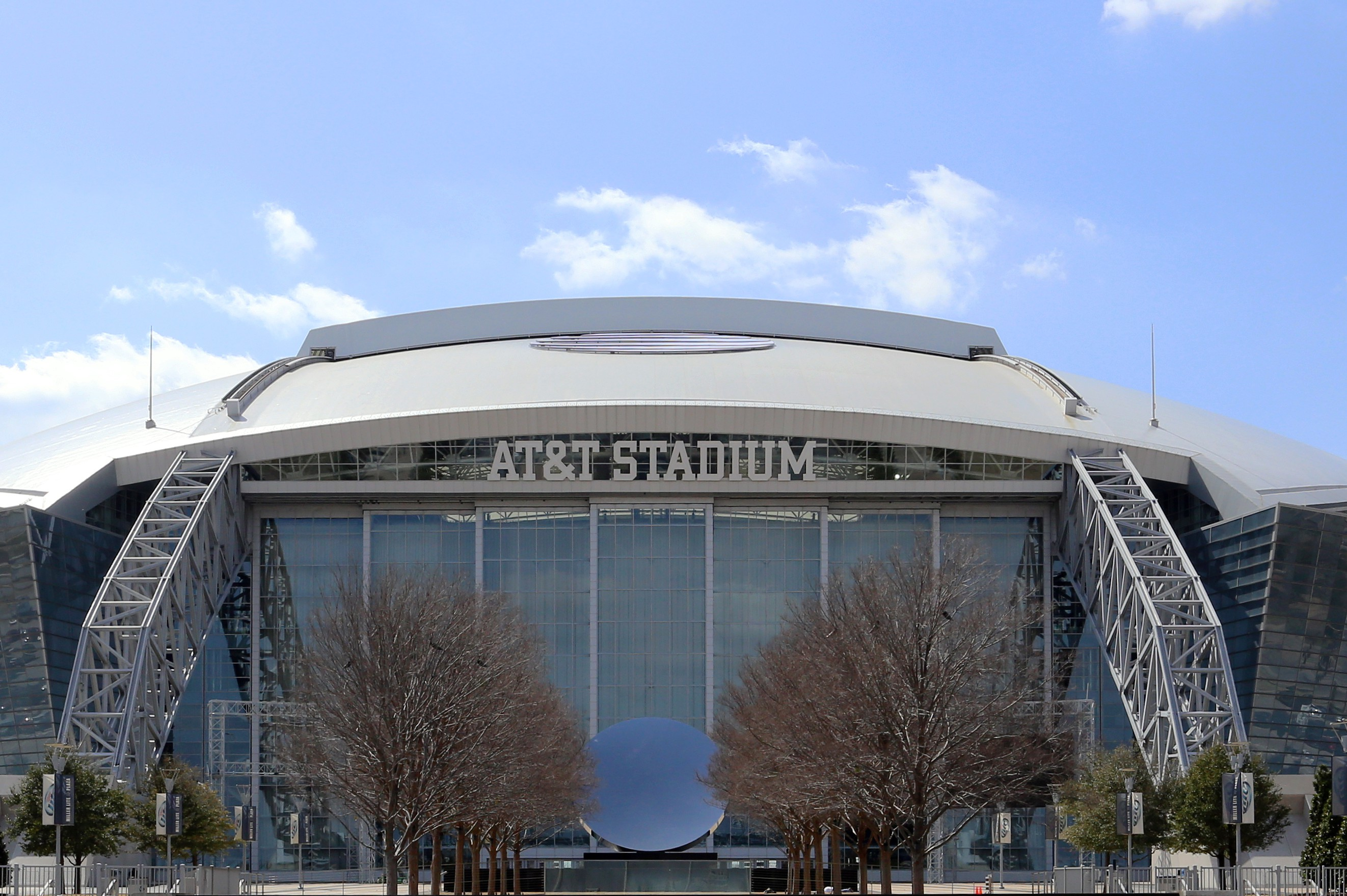 ATT Stadium at Arlington