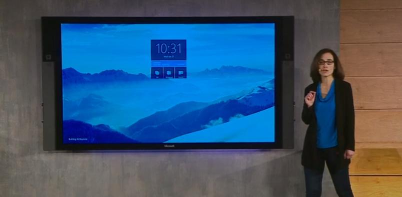 Live blog: Microsoft previews Windows 10 in Redmond | Gigaom