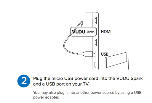 Walmart starts selling its Vudu Spark streaming stick for $25