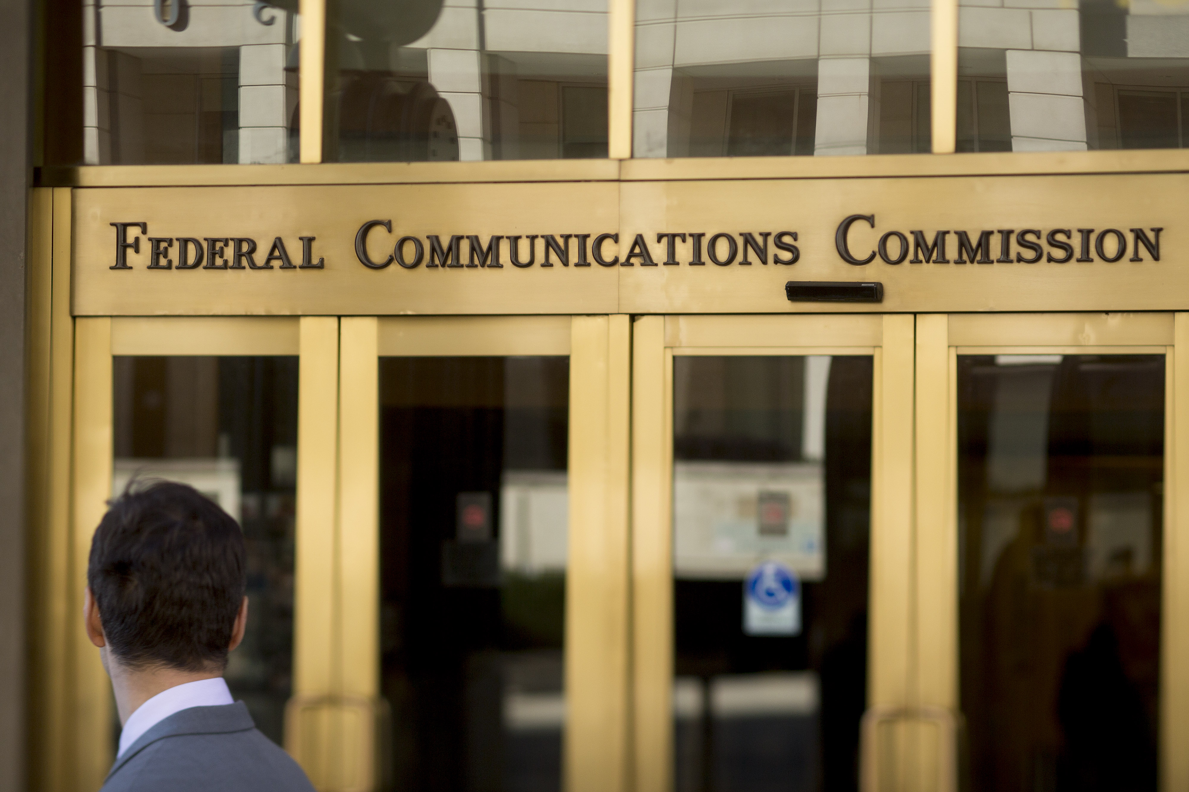 Federal Communications Commission (FCC) headquarters