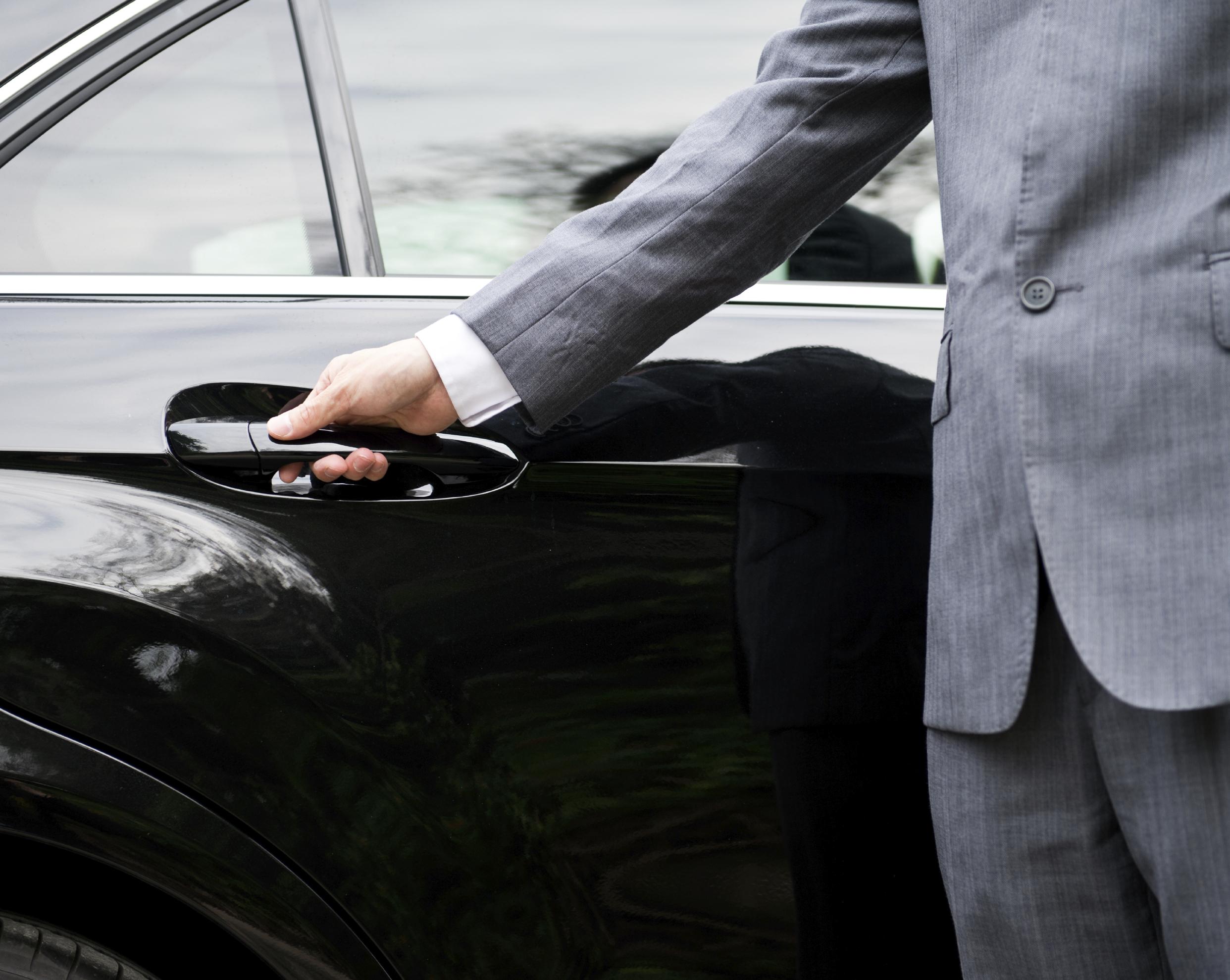 driver chauffeur uber