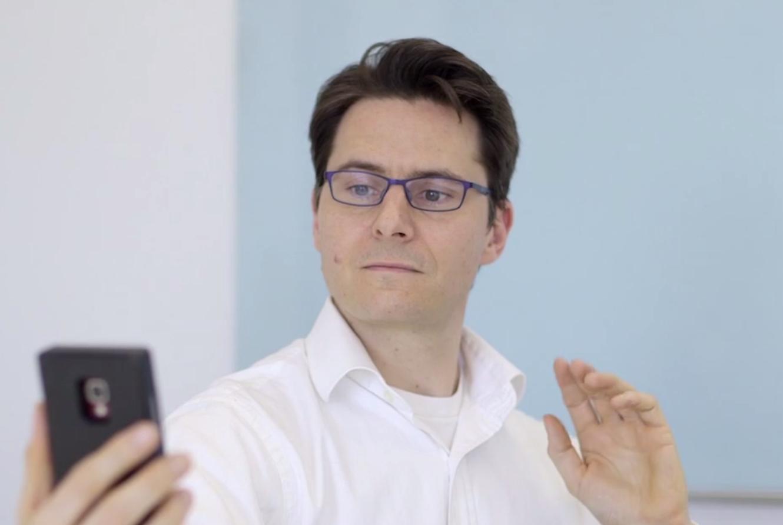 elliptic labs selfie