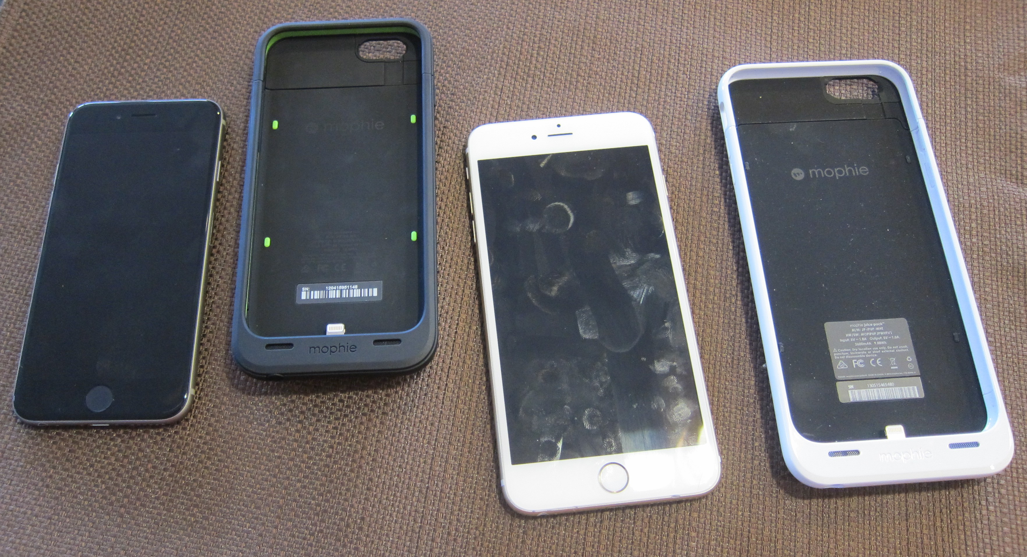 Mophie Juice Pack iPhone 6 and 6 Plus